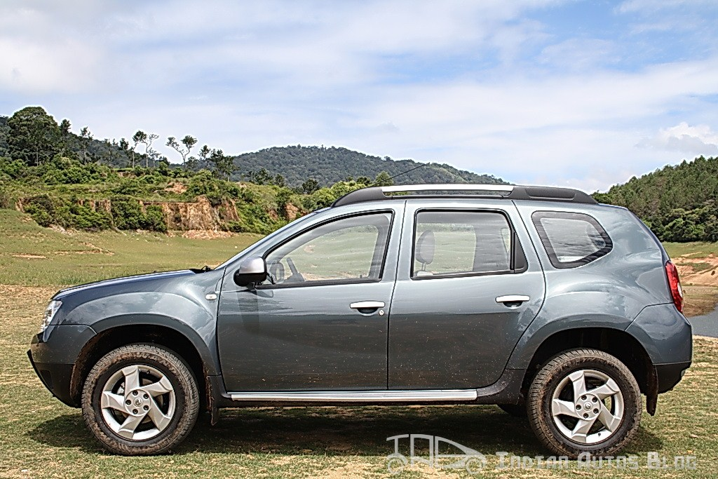 Renault Duster side