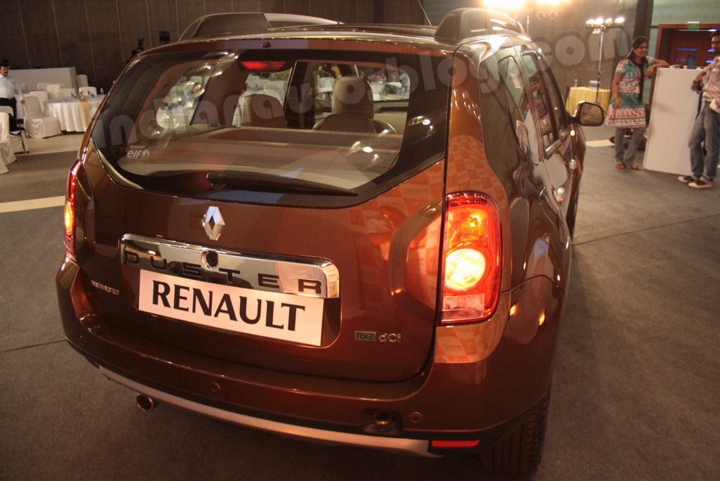 Renault Duster Chennai launch first look (26)
