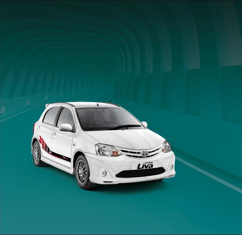Toyota Etios Liva TRD Sportivo Limited Edition