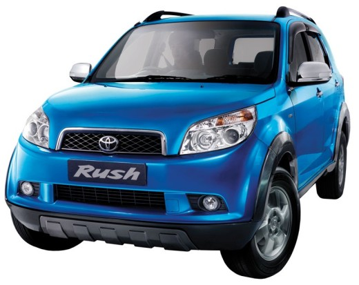 Toyota Rush mini SUV