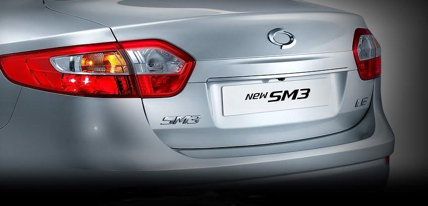 2013 Samsung SM3 rear