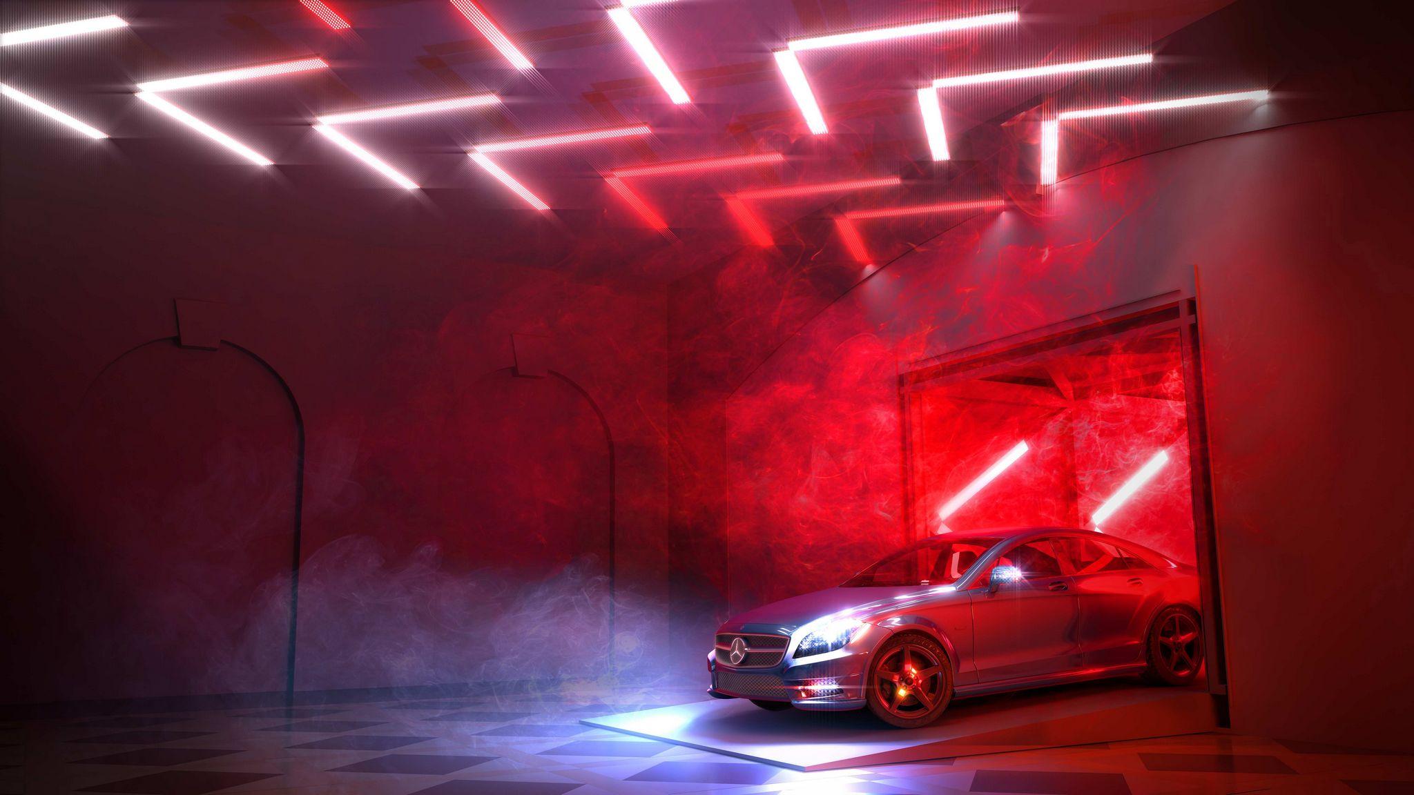 Mercedes Benz CLA Class reveal