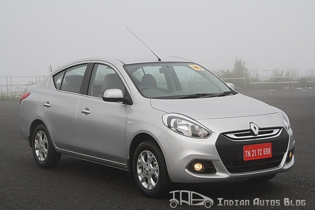 Renault Scala side