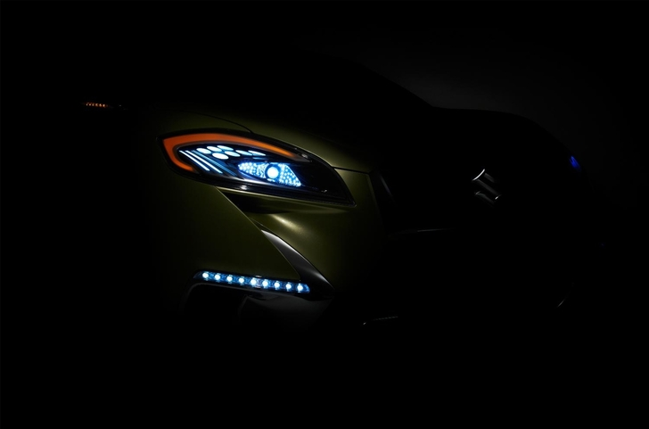 Suzuki-S-Cross-SX4-concept-headlights