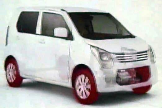 Suzuki Wagon R Hybrid
