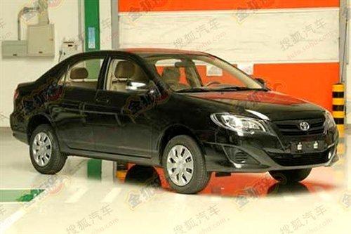 Toyota Corolla EX facelift