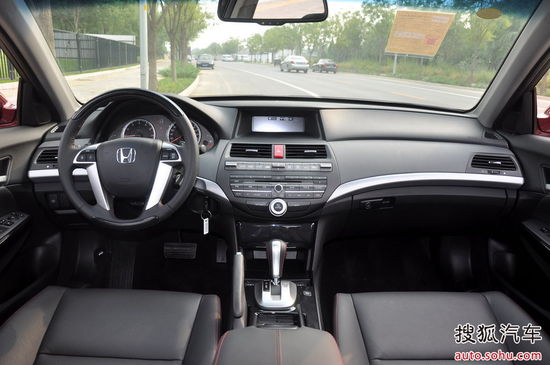 2013 Honda Accord China dashboard