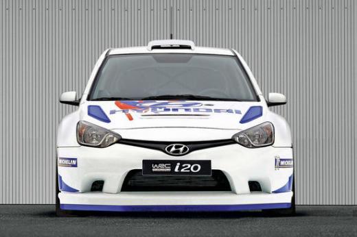 Hyundai i20 WRC 2014