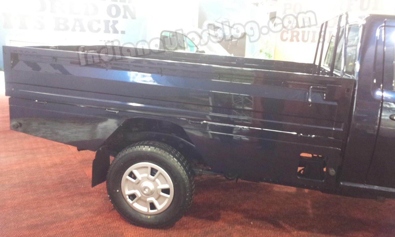 Tata Xenon Single Cab Pick-Up drop sides