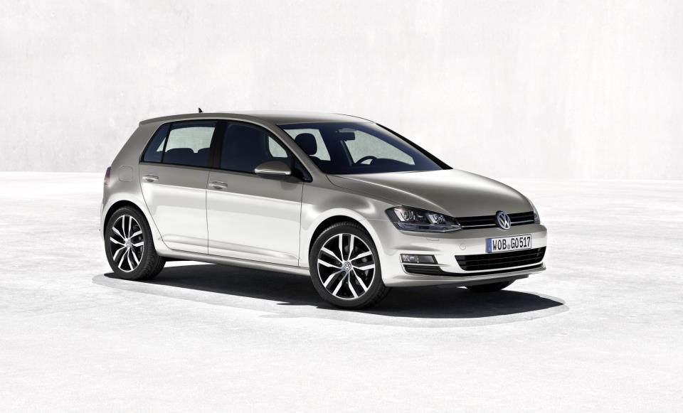 Volkswagen Golf seventh generation