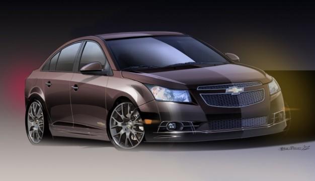 Chevrolet Cruze Upscale