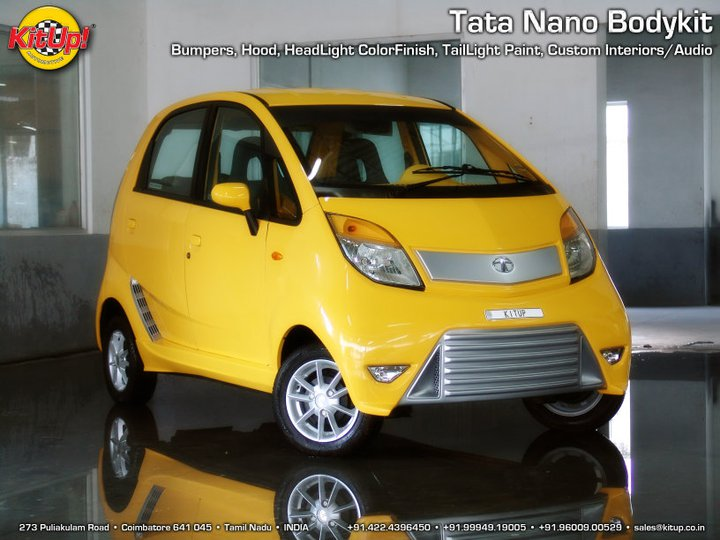 Eye Candy - KitUp adds Zing! to some humdrum cars