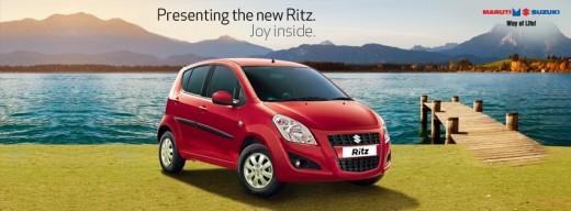 Maruti Ritz facelift