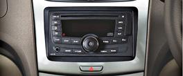 Chevrolet Sail U-VA Double DIN audio system