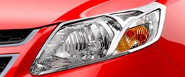 Chevrolet Sail U-VA Head Lamp Chrome