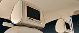 Chevrolet Sail U-VA Rear Headrest Entertainment