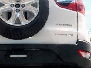 Ford EcoSport Powershift Titanium