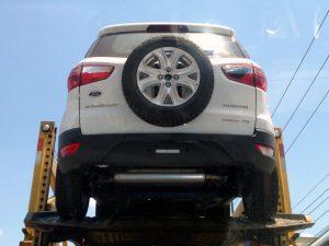Ford EcoSport Powershift Titanium variant