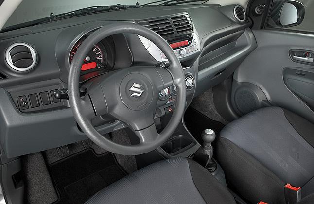 Suzuki Alto Rhino dashboard