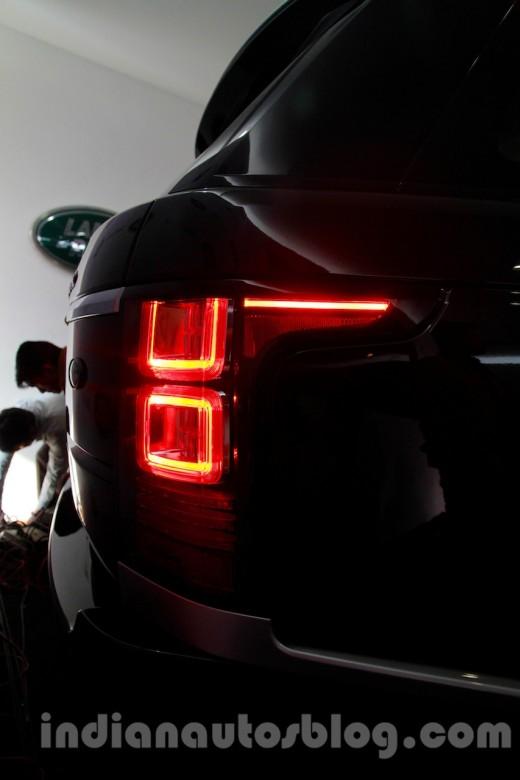 Range Rover 2013 taillamp