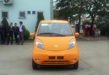 Tata Nano Vietnam