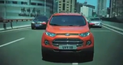 Ford EcoSport TVC from Mexico