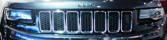 Jeep grille Grand Cherokee final