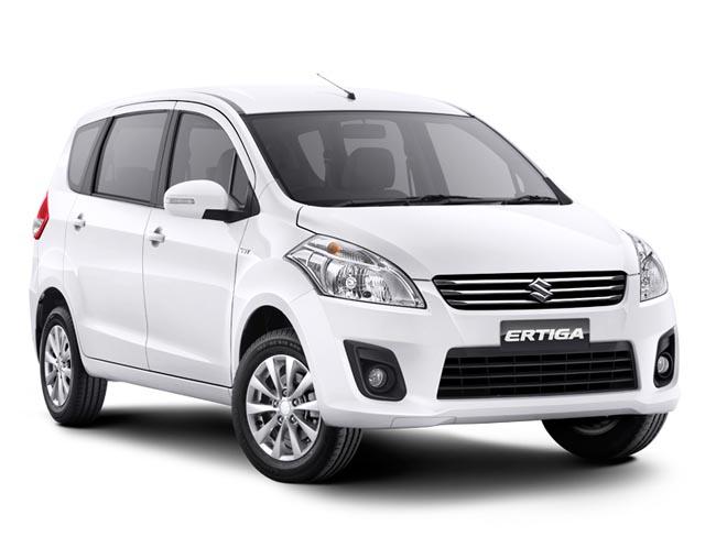 Suzuki Ertiga for Indonesia