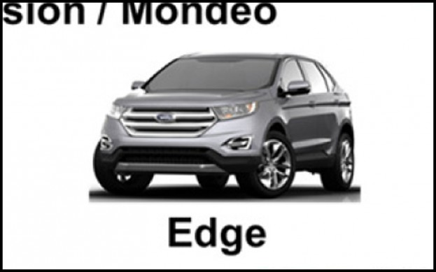 2015 Ford Edge image leak