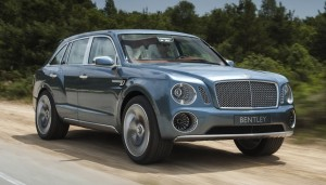 Bentley Falcon front