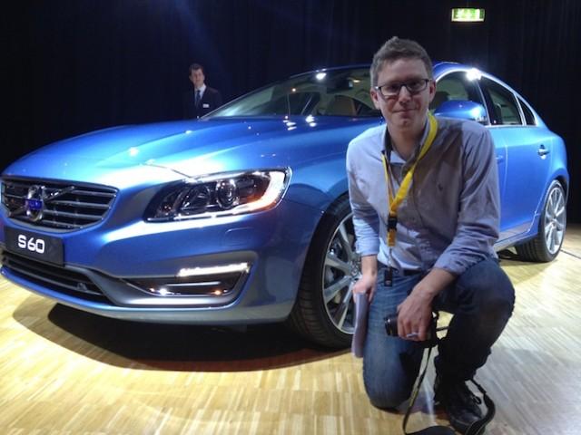 Editor at Auto motor sport Nils Svard