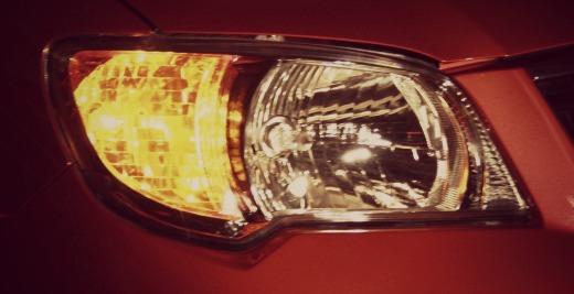 Maruti Alto K10 headlamp
