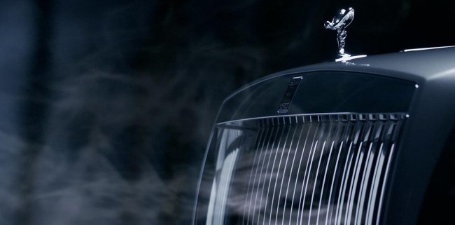 Rolls Royce Wraith Teaser