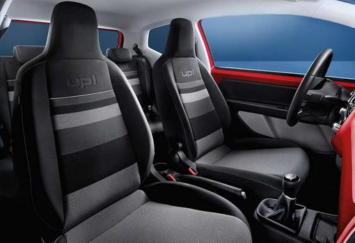 Volkswagen Cheer Up interiors