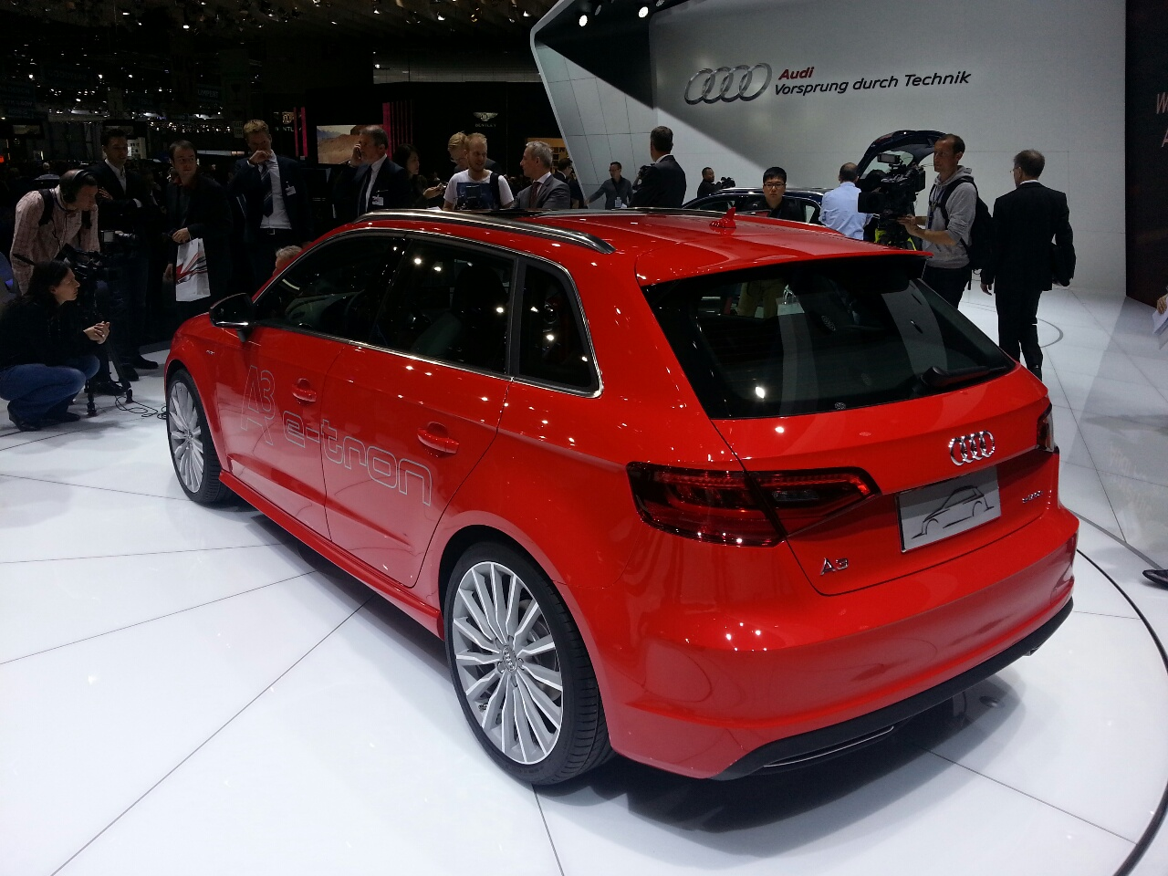 Britan And South Africa To Get The India Bound Audi A3 Sedan