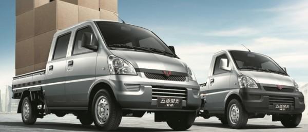 GM LCV business