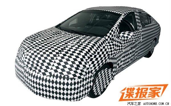 Honda Concept C front three quarters