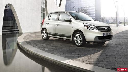 Dacia new small car