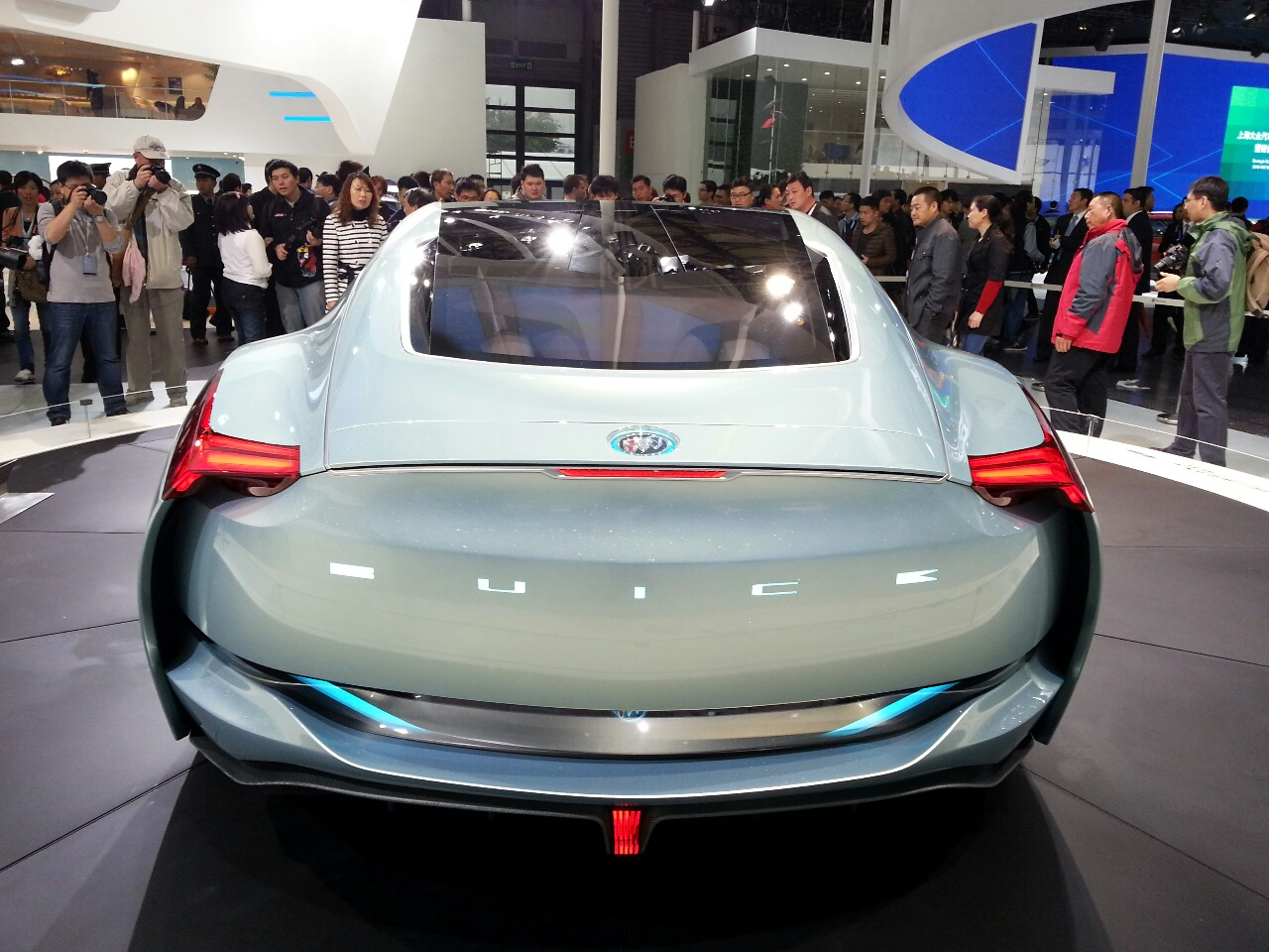 Buick Riviera rear at the 2013 Auto Shanghai