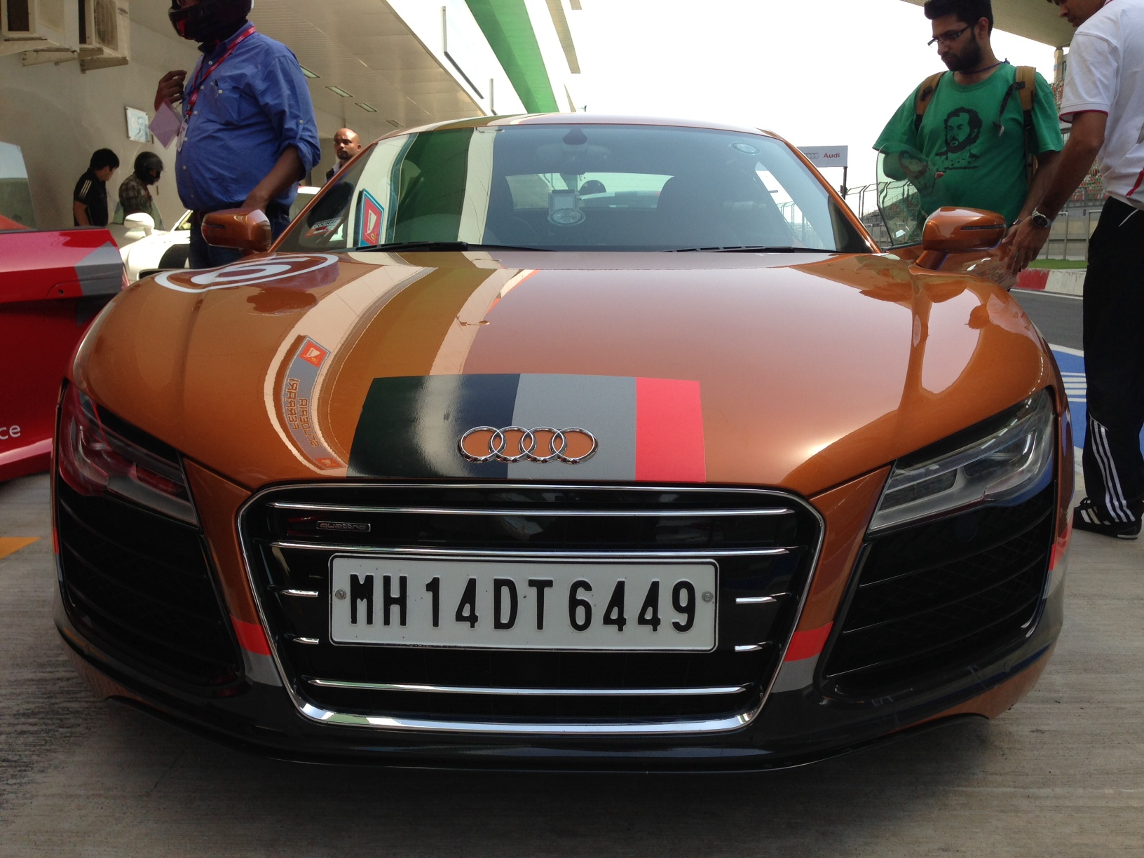 Audi R8 V10 Plus Variant Launched In India At 2 05 Crore