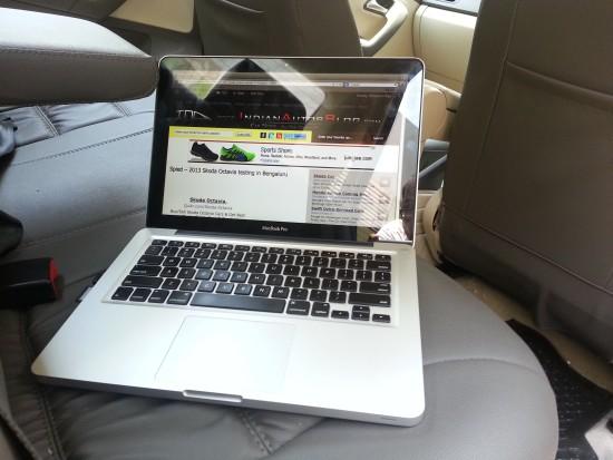 BSNL car wifi
