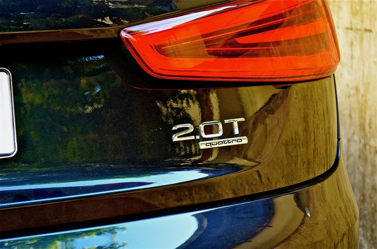 Rear 1 of Audi Q3 petrol