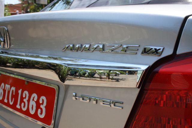 Honda Amaze badge