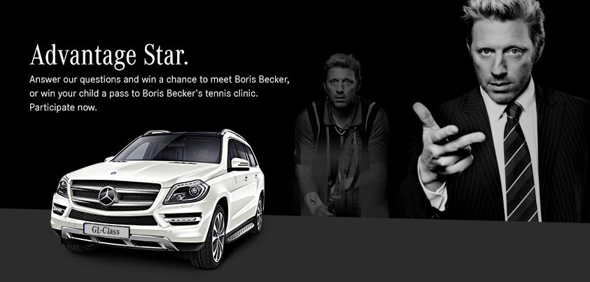 New Mercedes GL class India ad campaign