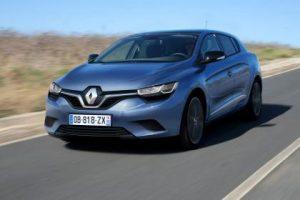 2013 Renault Megane Rendering