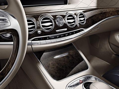 2014 Mercedes Benz S Class Edition 1 logo