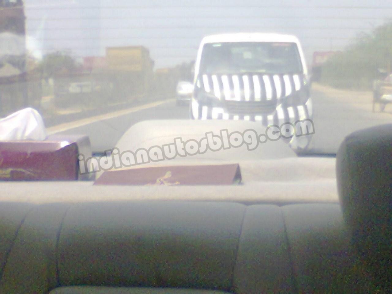 Ashok Leyland Stile spied Chennai