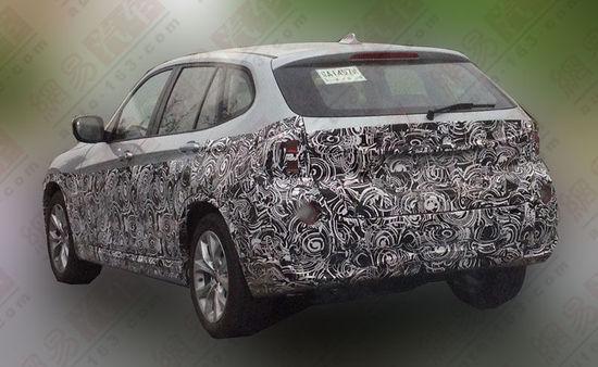 Brilliance-BMW Zinoro X1