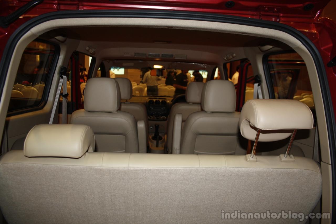 Chevrolet Enjoy seats