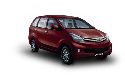 Daihatsu Xenia to get an upgrade in Indonesia to keep Suzuki Ertiga